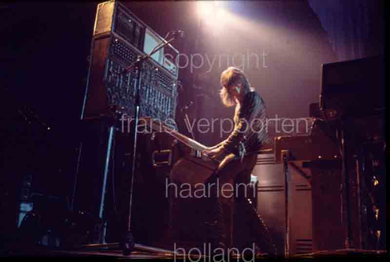 Emerson Lake and Palmer Netherlands 1973