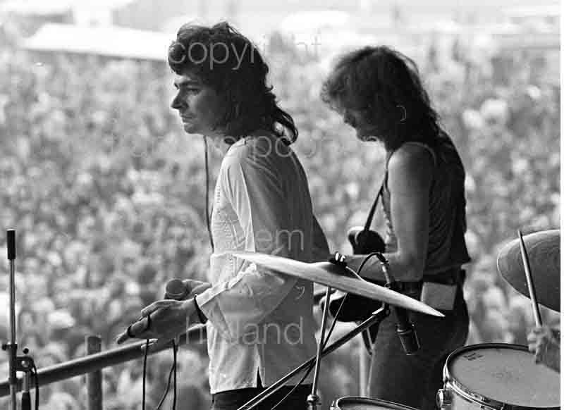 Colin Blunstone performs Pinkpop