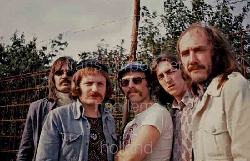 Soft Machine Meerlo Netherlands 1971