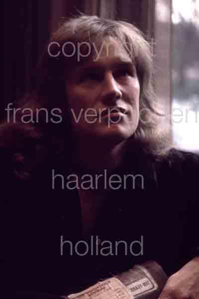 Alvin Lee Ten Years After 1972 Amsterdam