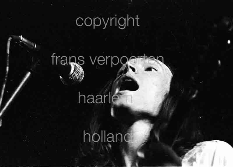 Steve Winwood Vliegermolen 1973 Netherlands