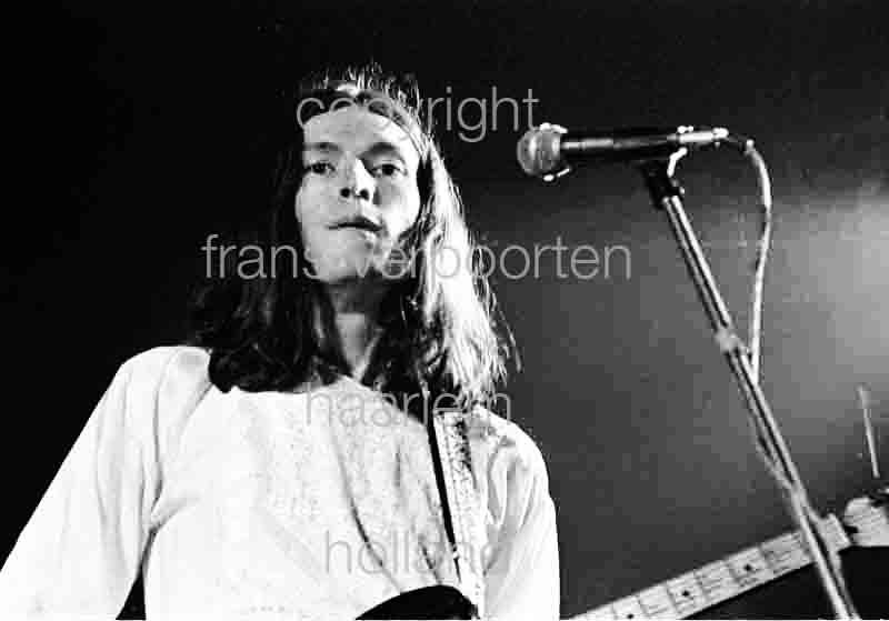 Steve Winwood Amsterdam 1973 Netherlands