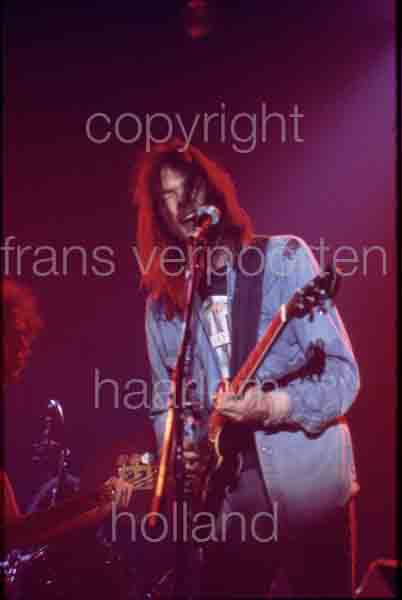 Neil Young Amsterdam 1974