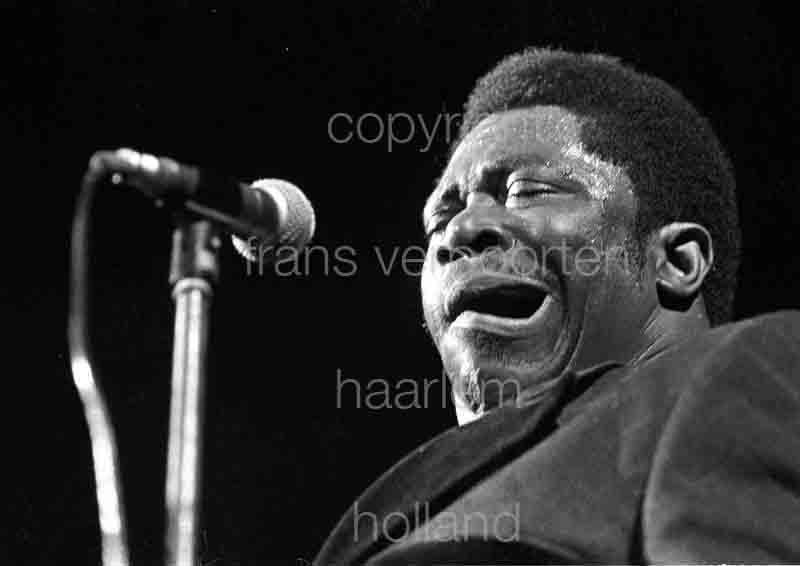 BB King Newport Jazz 1973 Rotterdam