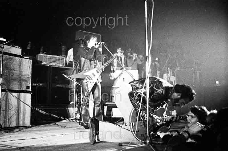 Chuck Berry Amsterdam live performance 1972