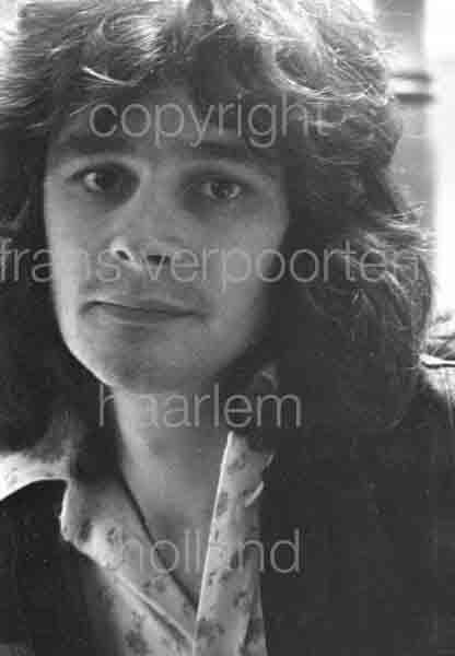 Colin Blunstone 1972 Amsterdam