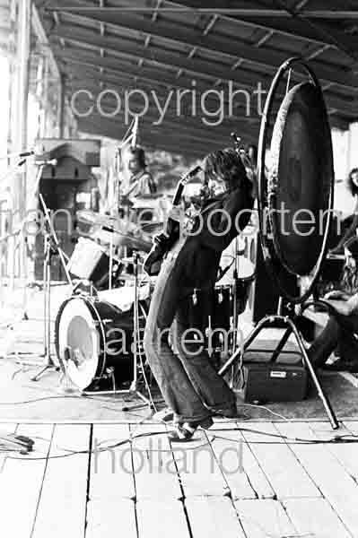 Jeff Beck Pinkpop 1973 Netherlands