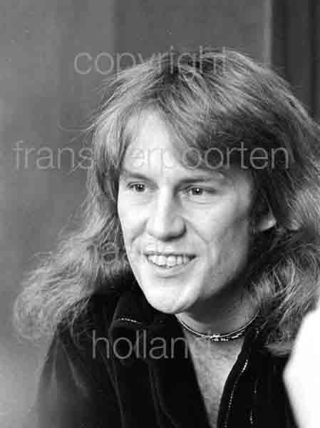 Alvin Lee Ten Years After 1971 Amsterdam