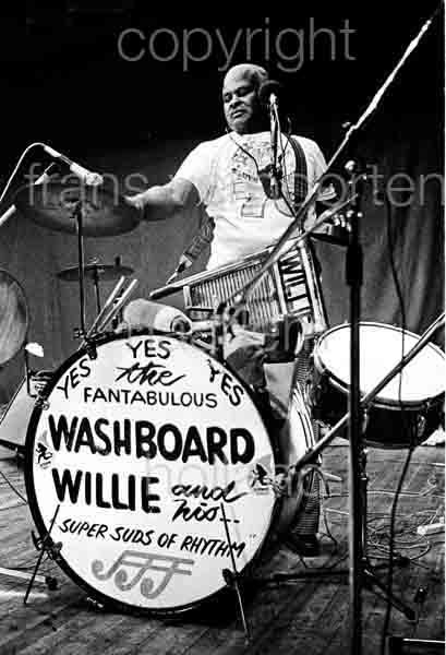Washboard Willie