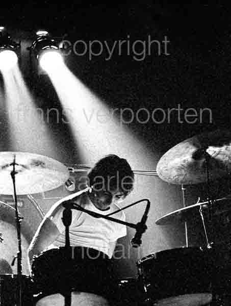Who Keith Moon Vliegermolen Netherlands 1973
