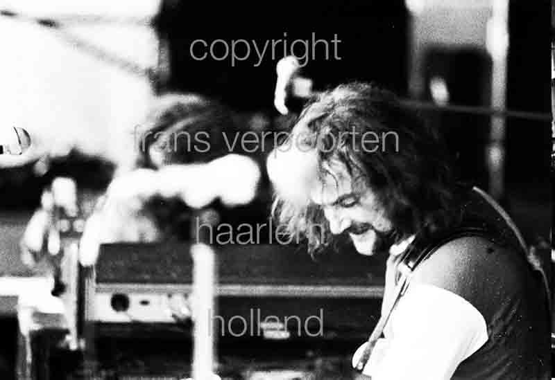 Rod Argent 1974 Meerlo Netherlands