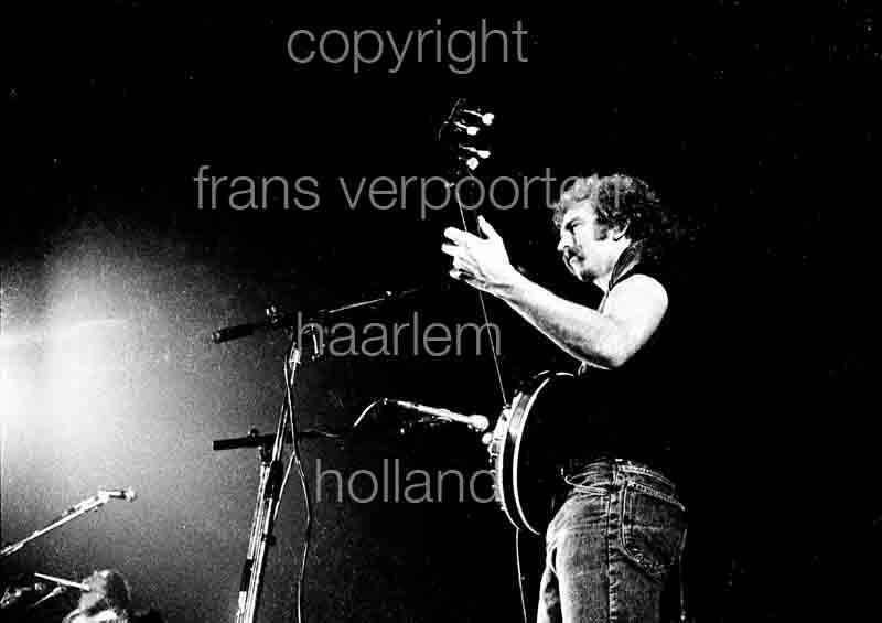 Eagles Amsterdam 1973 Bernie Leadon