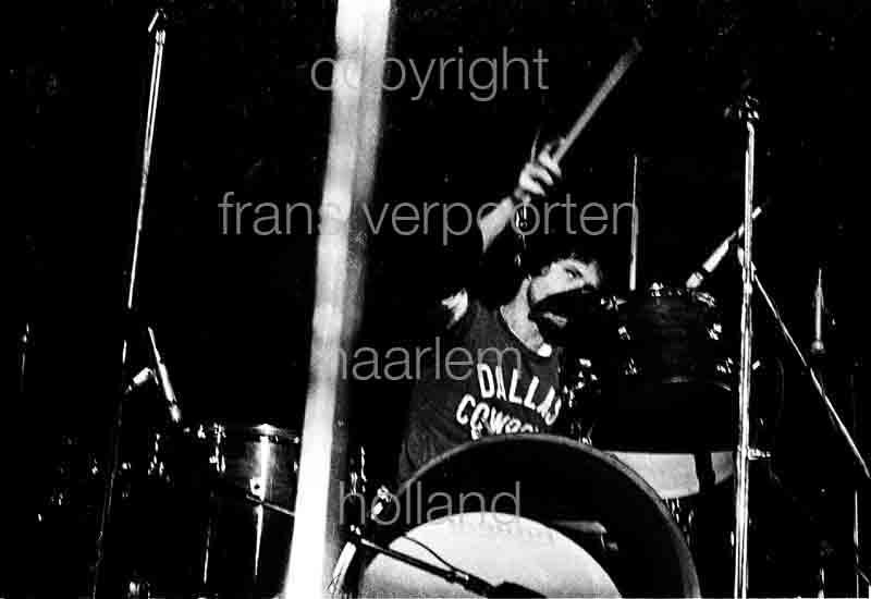 Eagles Amsterdam 1973 Don Henley