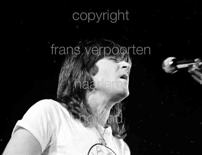 Eagles Amsterdam 1973 Randy Meisner