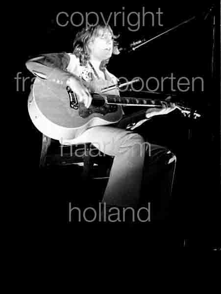 Emerson, Lake & Palmer Greg Lake 973 Amsterdam