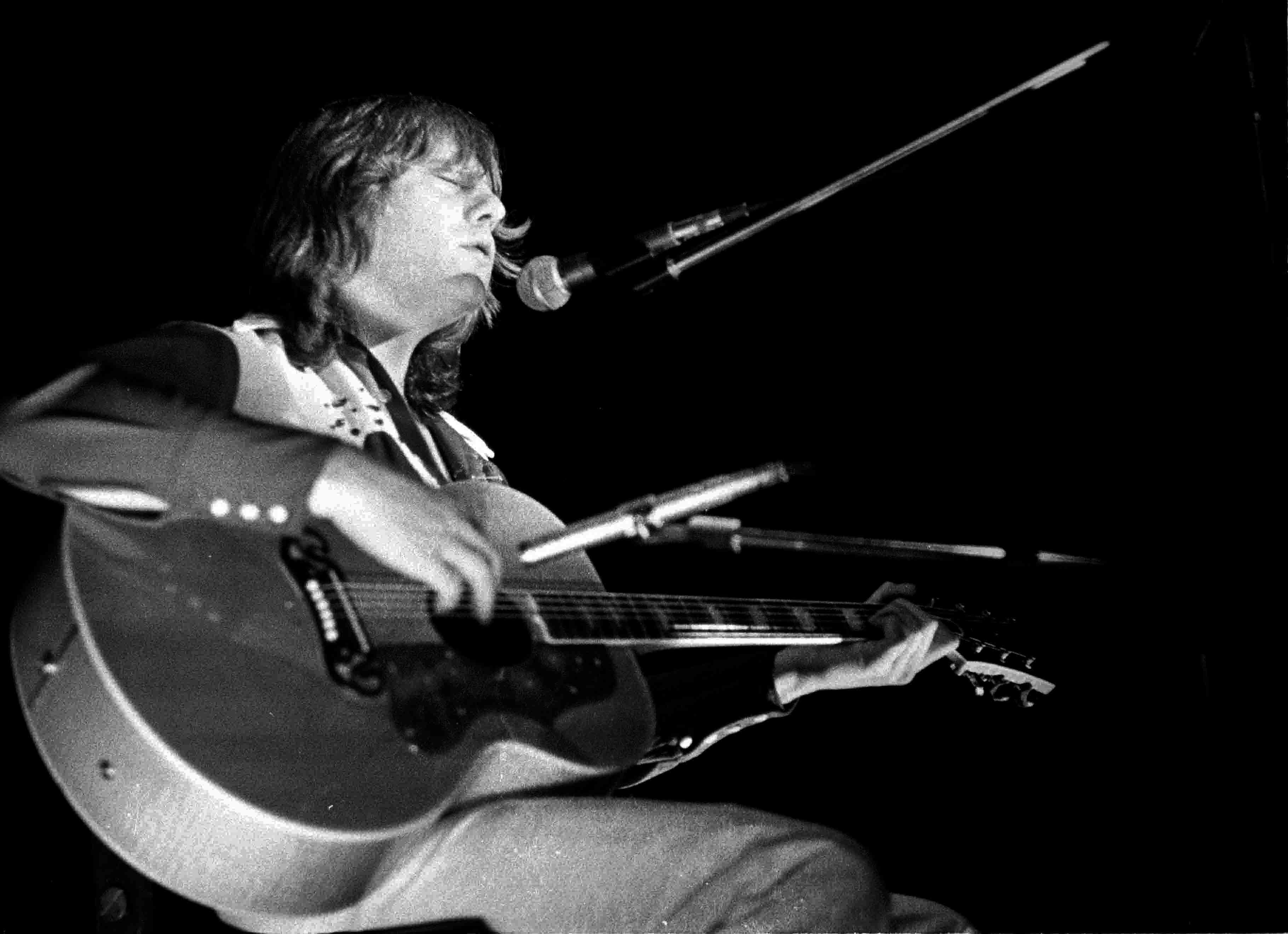 Emerson Lake & Palmer Greg Lake 1973 Amsterdam