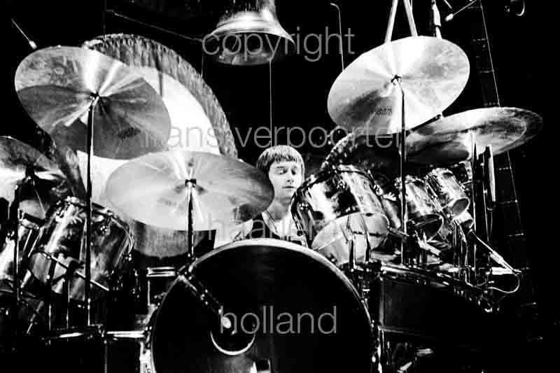 Emerson Lake & Palmer 1973 Carl Palmer