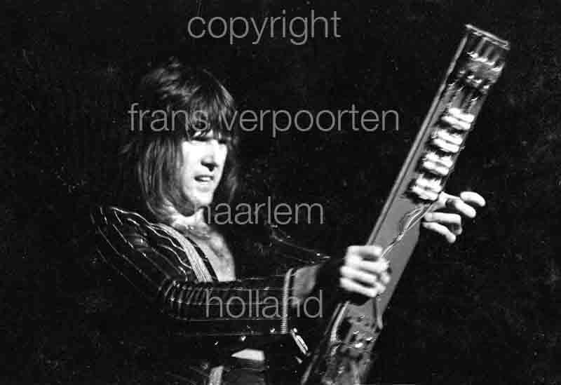 Emerson, Lake & Palmer 1973 Keith Emerson