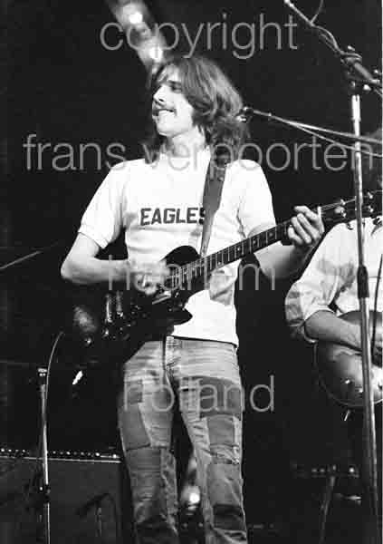 Eagles 1973 Glenn Frey Vliegermolen Netherlands