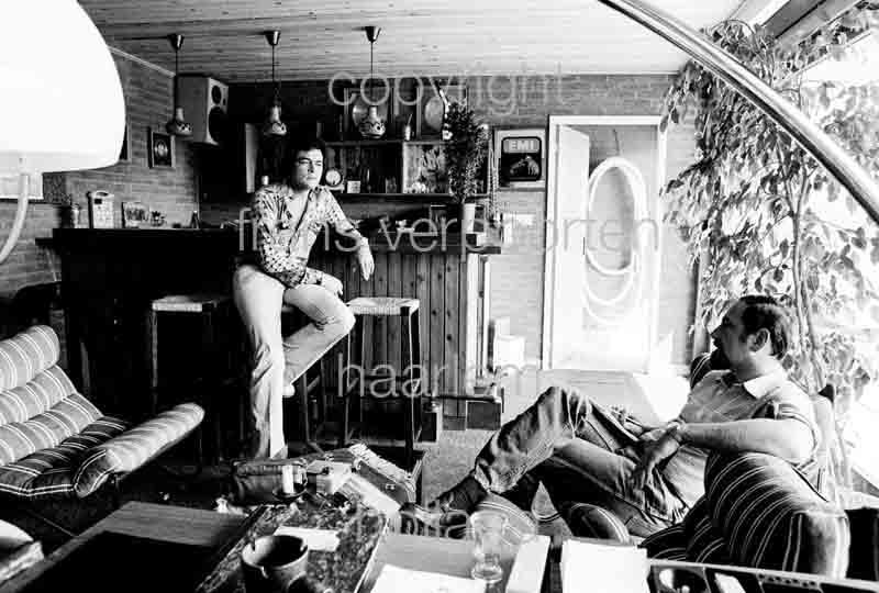 Jack Jersey TV Studio Hilversum 1975