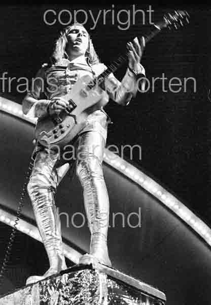 Slade Dave Hill 1973 Voorburg