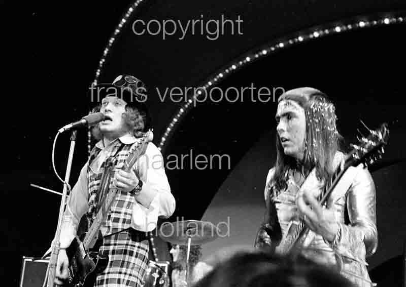 Slade Dave Hill Noddy Holder 1973 Netherlands