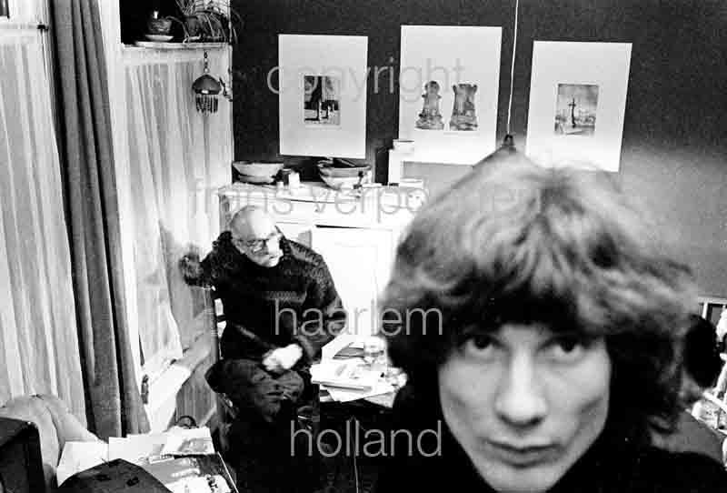 Willem W. Waterman Haarlem Frans Verpoorten