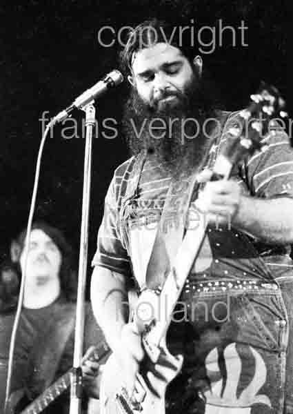 Canned Heat Bob Hite 1973