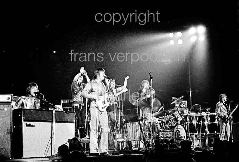 Chicago Amsterdam 1973