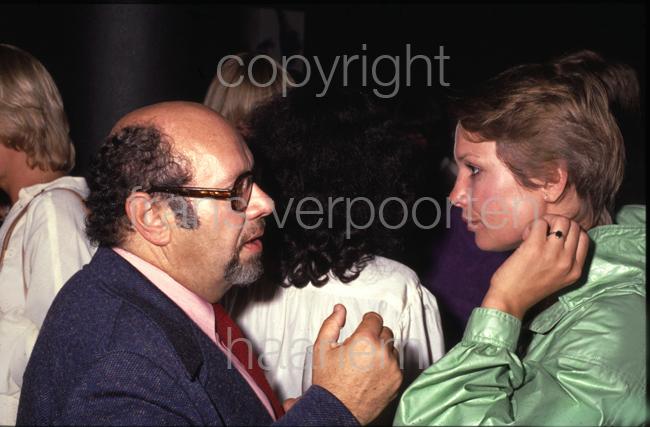 Simon van Collem Monique vd Ven 1975