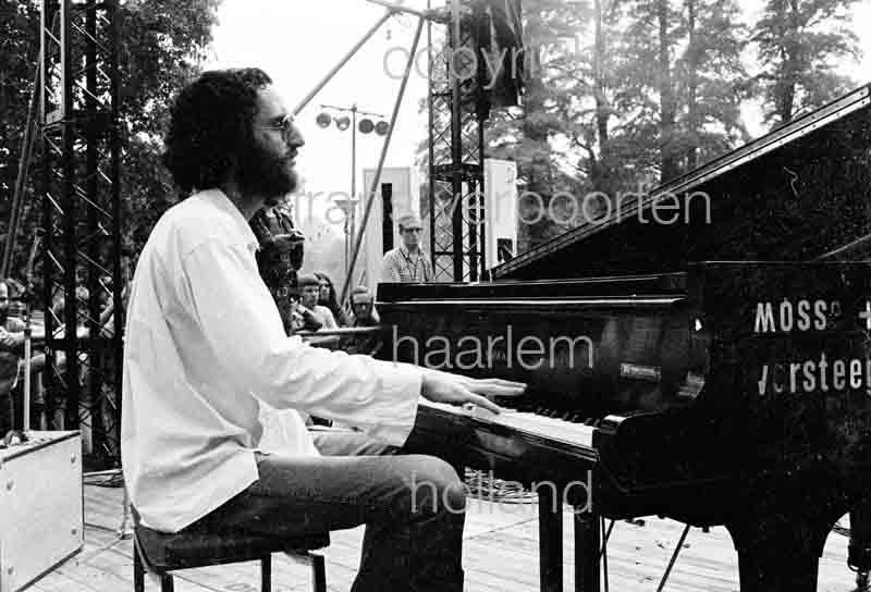 Freddie King Vondelpark Amsterdam 1975