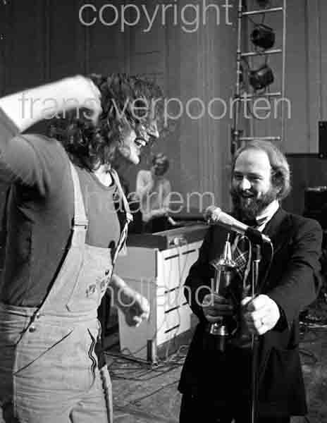 Poco Moto Winnaars talentenjacht Haarlem 1973