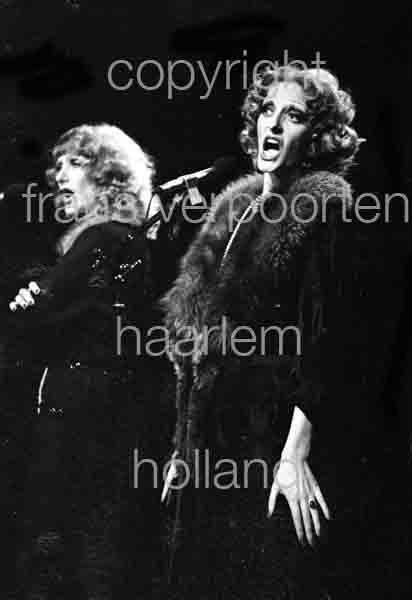 Sissies Haarlem Toneelschuur 1974