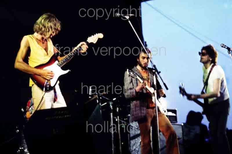 Kevin Ayers Live performance Netherlands 1974