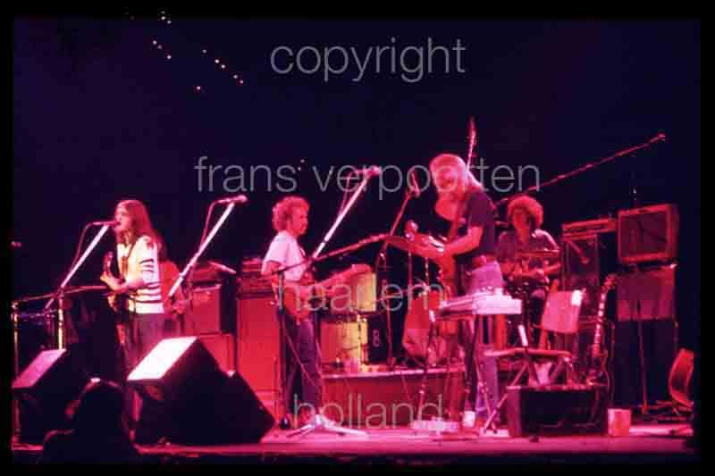 Eagles Amsterdam Performance 1973
