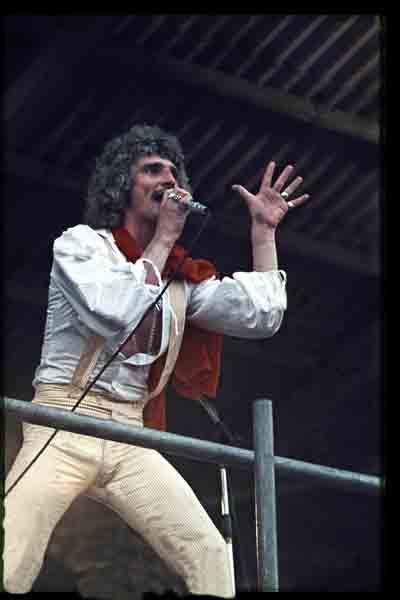 Uriah Heep David Byron 1973 Netherlands