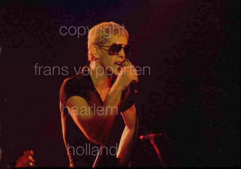 Lou Reed 1970 Amsterdam